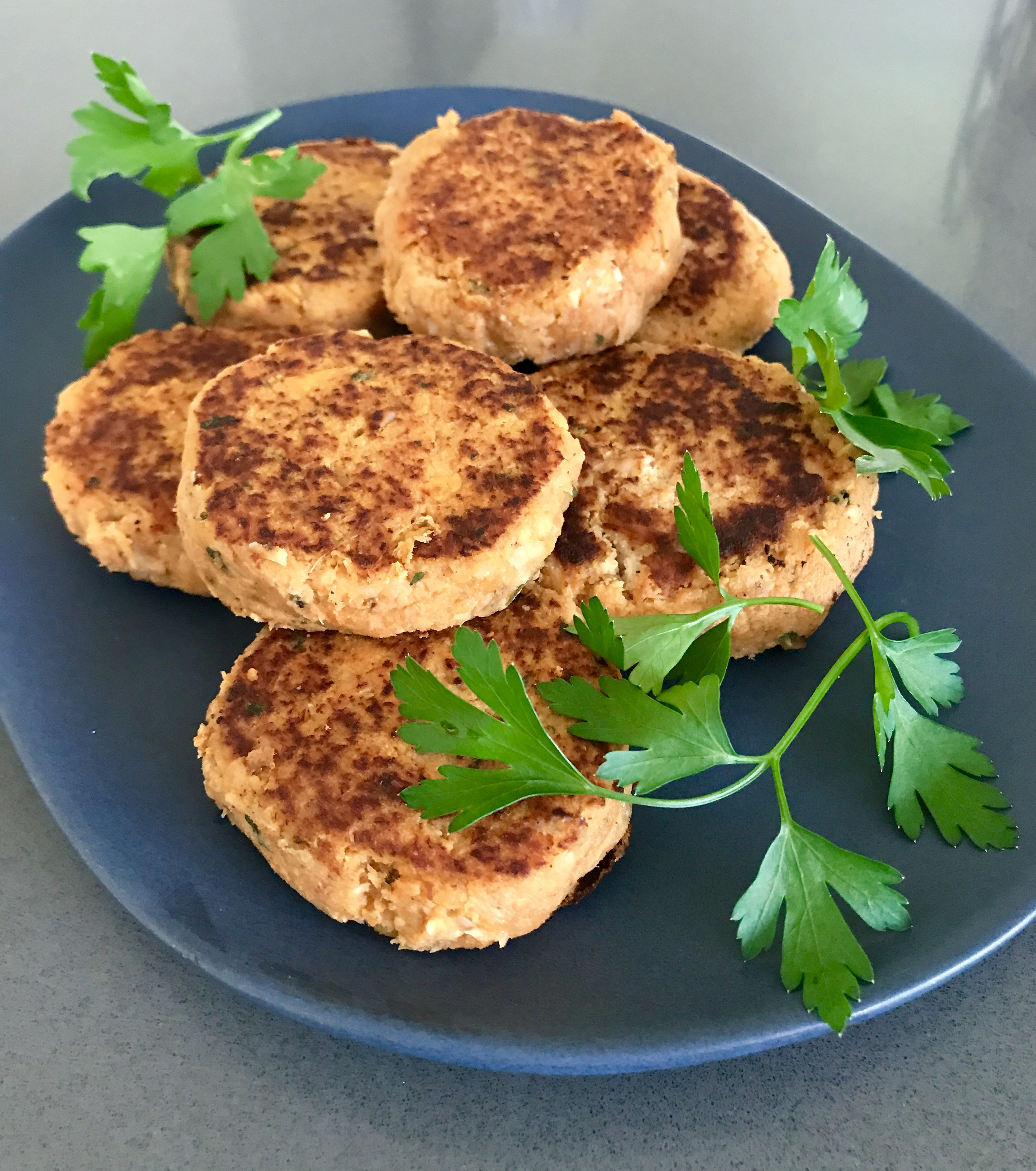Malay Fish Cakes Sides